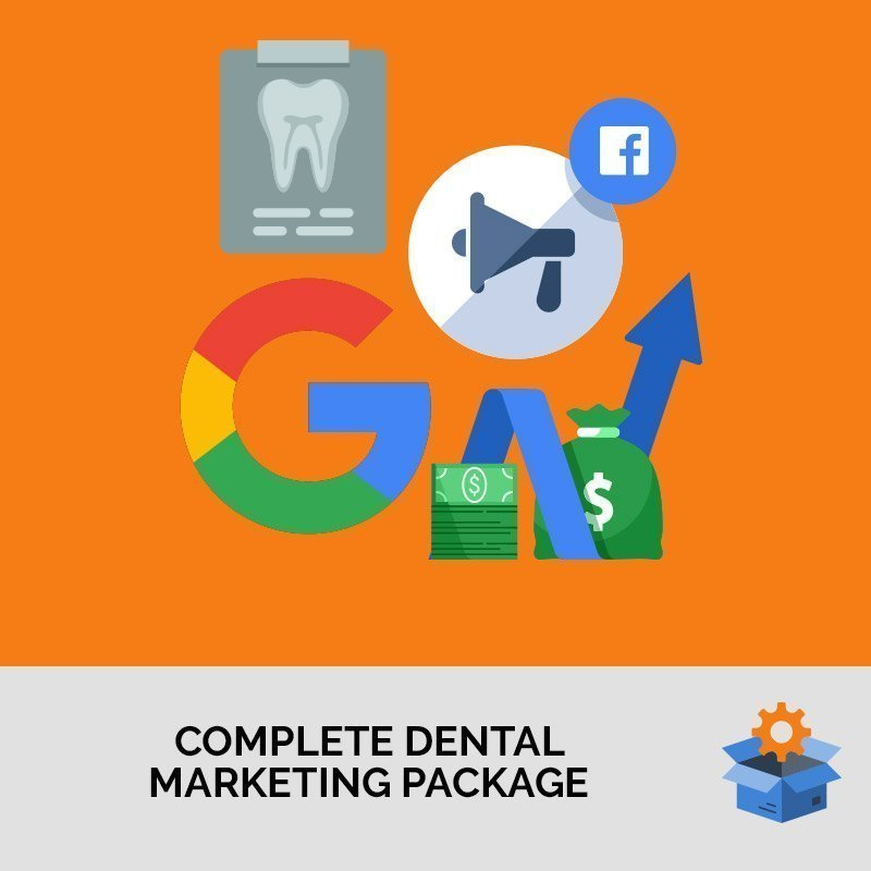 Complete Dental Marketing Package