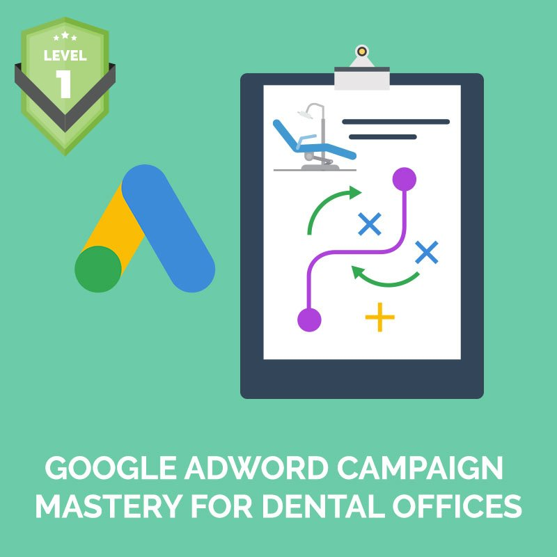 Google Adword Campaign Mastery for Dental Offices​