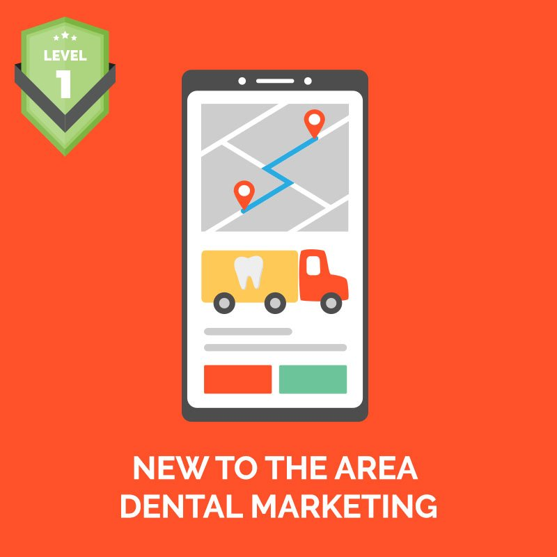 New to the Area Dental Marketing​