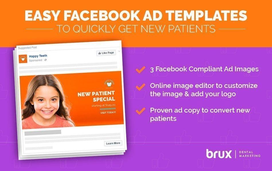 Easy Facebook Ad Templates